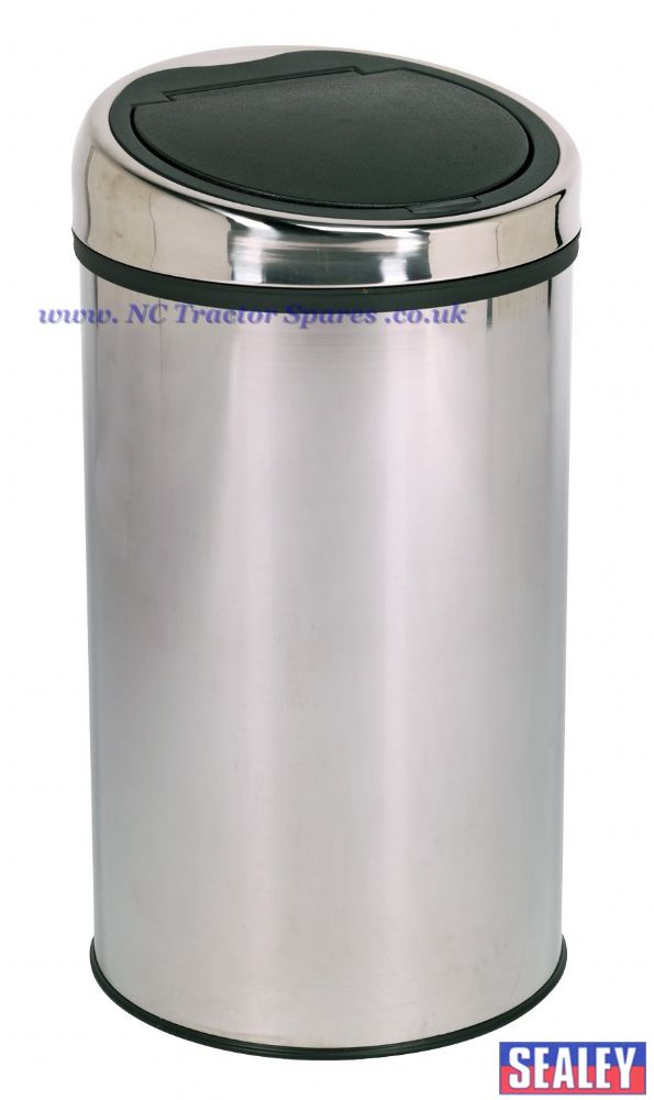 Touch Bin 50ltr Stainless Steel